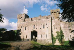 Welsh Castles: Caldicot Castle