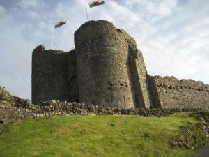 Welsh Castles: Criccieth Castle