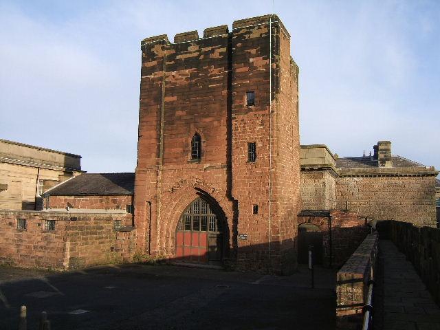 Medieval Castles: Chester Castle