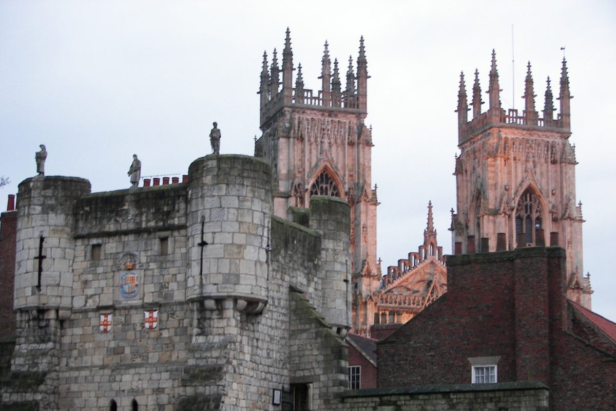Medieval Cities and Towns: York