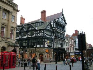 Medieval Cities and Towns: Chester