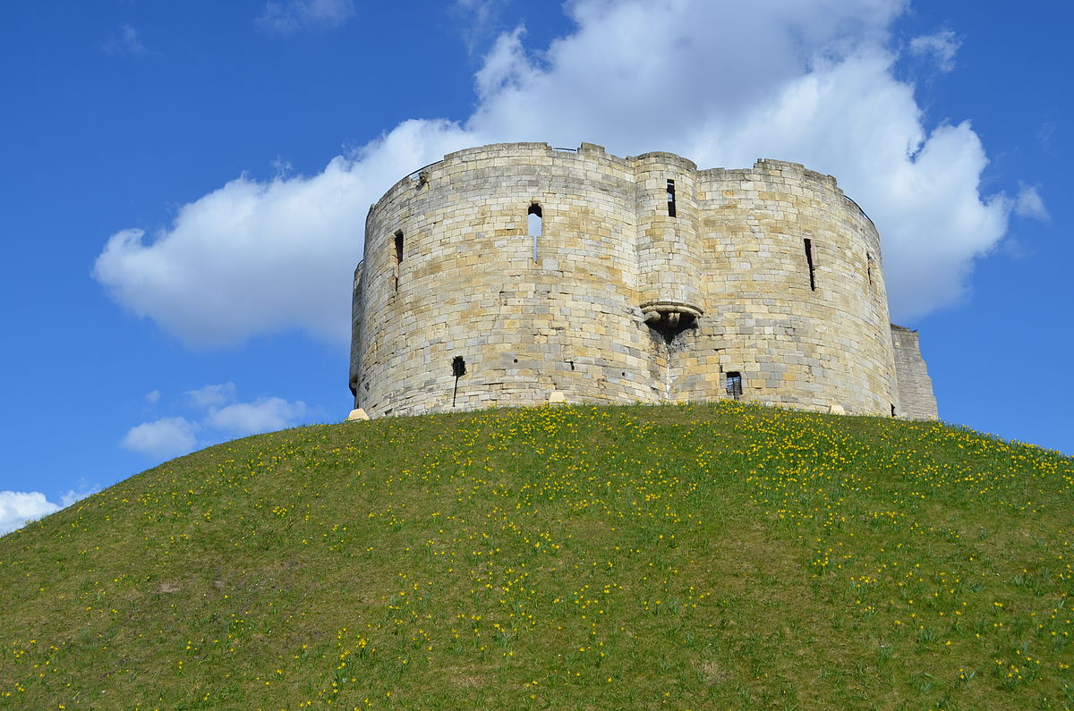 Medieval York Attractions: York Castle