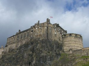 Scottish Medieval Castles: Edinburgh Castle