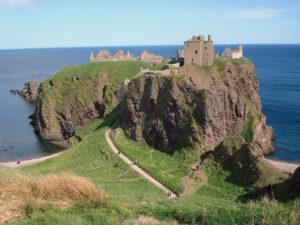 Scottish Medieval Castles: Dunnottar Castle