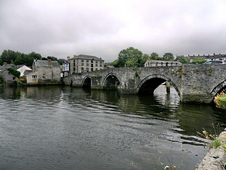 Medieval Welsh Towns: Cardigan, Ceredigion