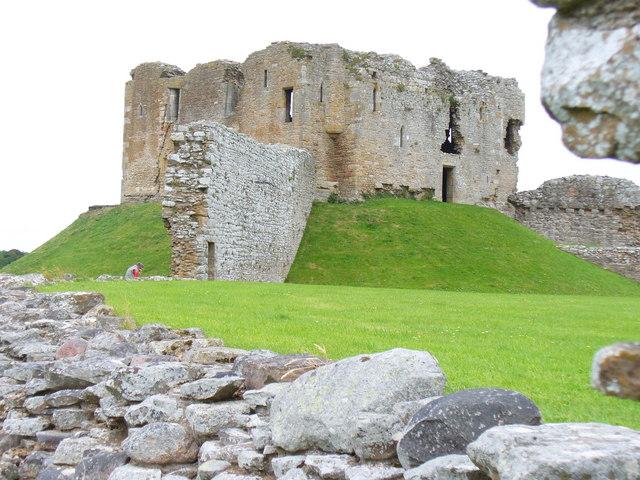 Medieval Elgin: Duffus Castle