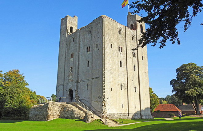 Hedingham Castle - Medieval English Castles