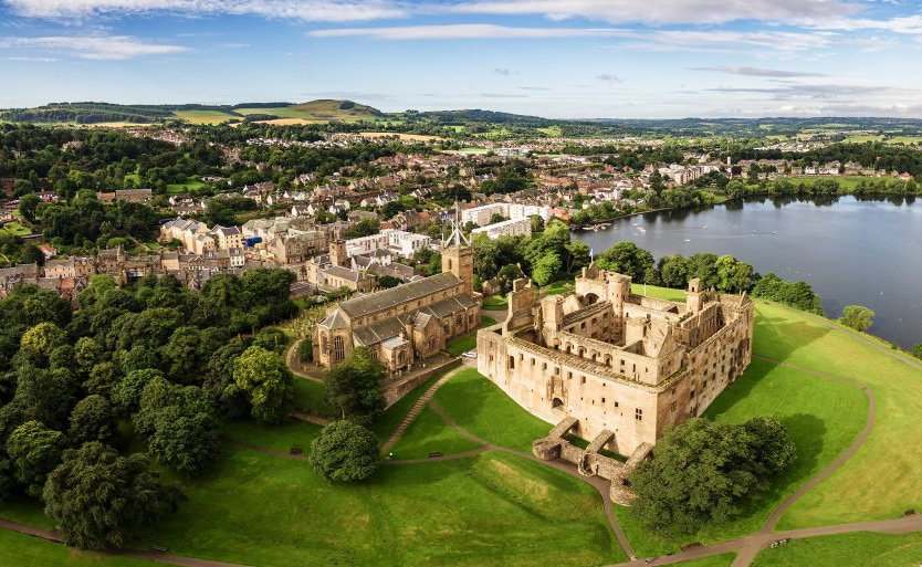 Medieval Scottish Towns: Linlithgow