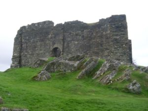 Medieval Britain: Castle Sween