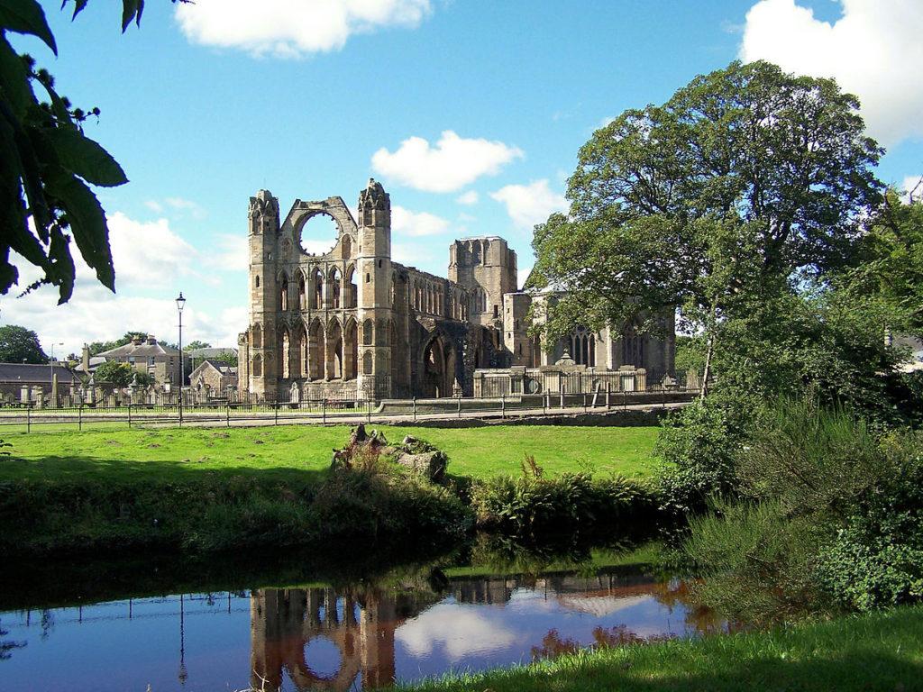 Scottish Medieval Towns: Elgin, Moray