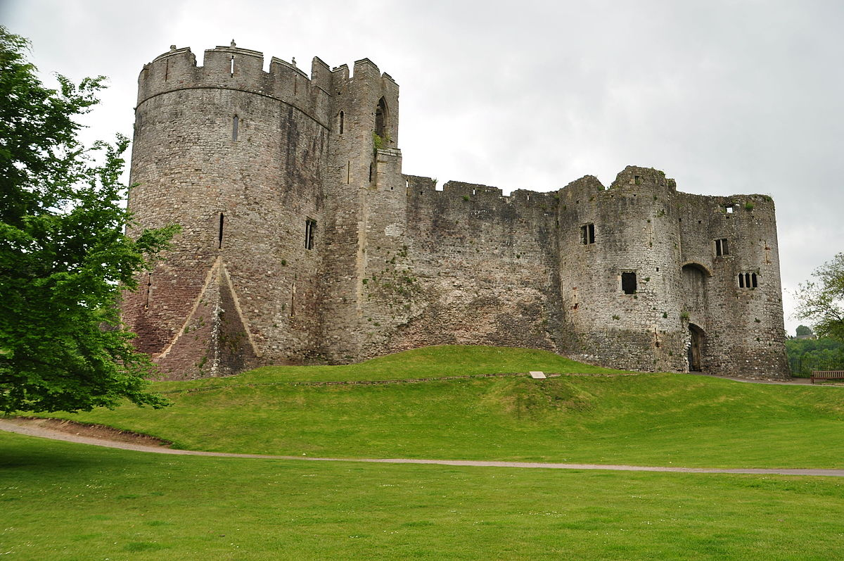 Medieval Wales: Chepstow Castle