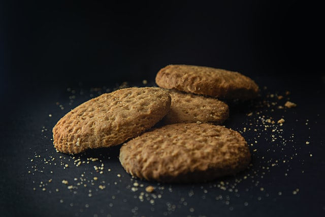 Types of medieval bread: Biscuits