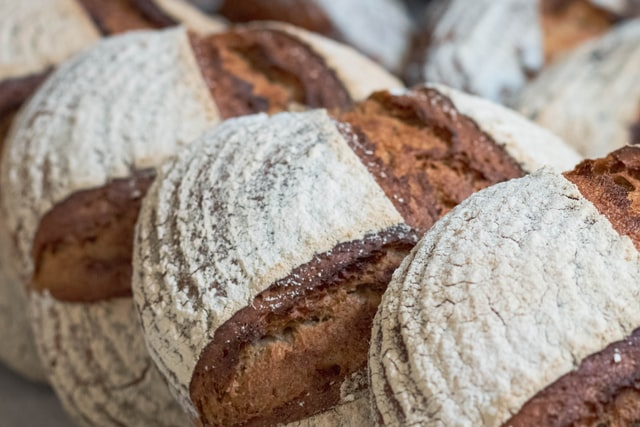 Types of medieval bread: Rye bread