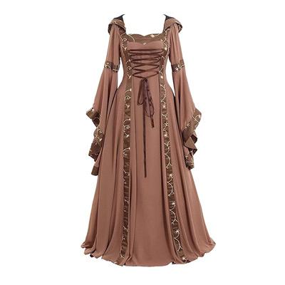 Celtic/Medieval Style Floor Length Dress