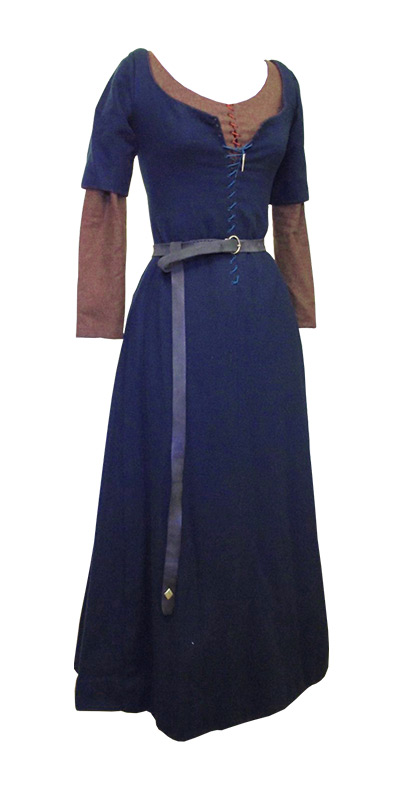 Medieval Clothing: Medieval Kirtle or Dress