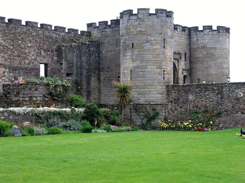 Scottish Medieval Castles: Stirling Castle