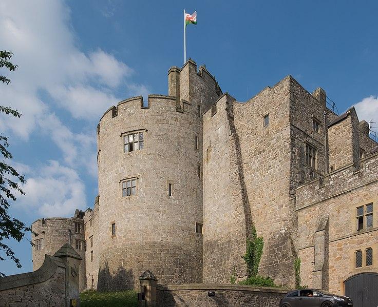 Medieval Britain: Wales, Chirk Castle.