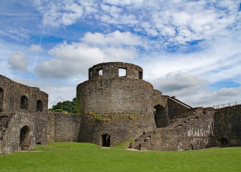 Dinefwr Castle Keep.
