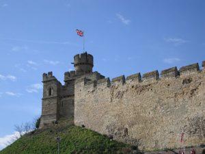 Medieval Castles: Lincoln Castle