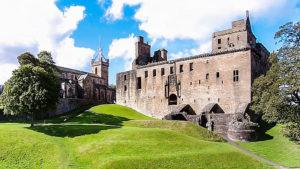 Scottish Medieval Castles: Linlithgow Palace