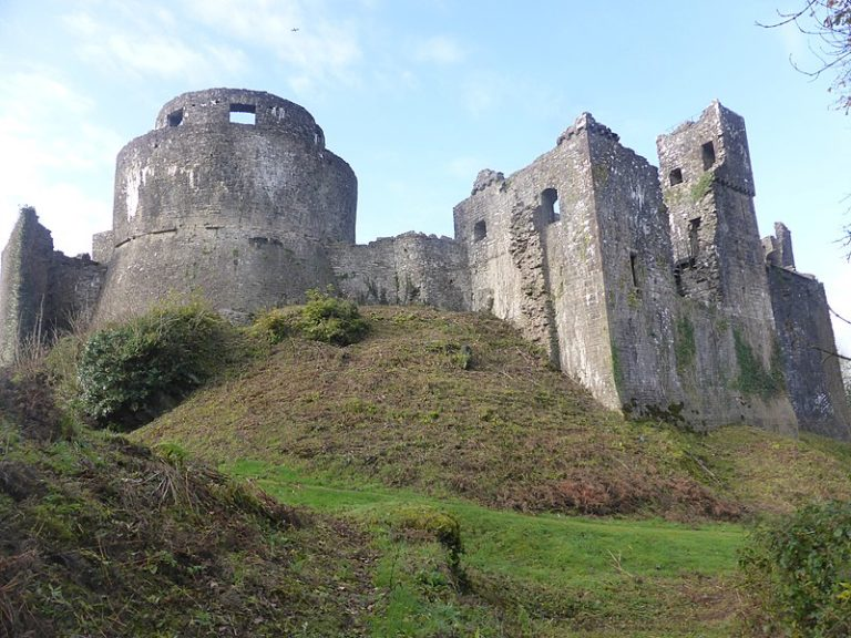 Medieval Wales: Dinefwr Castle
