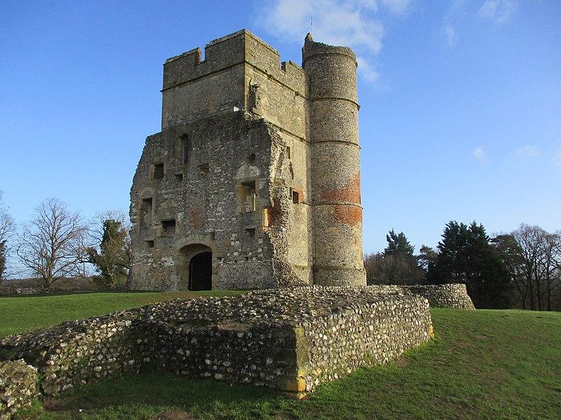 Medieval Castles: Donnington Castle