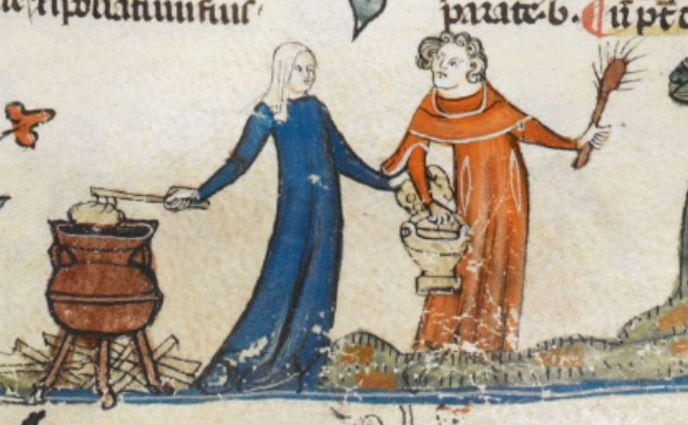 Medieval Recipes: Entrails of wild ducks, swans, and pigs