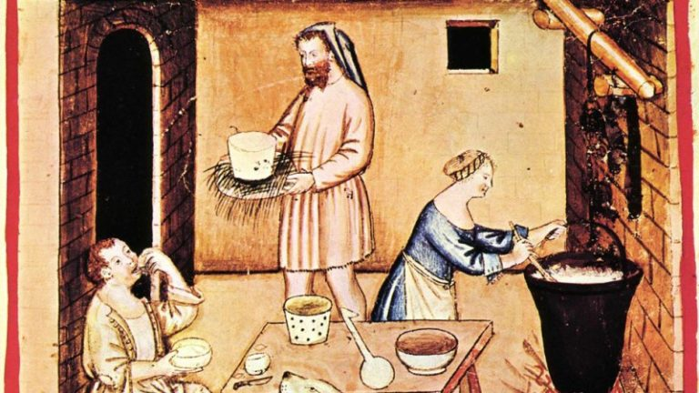 Medieval Recipes: Blancmange