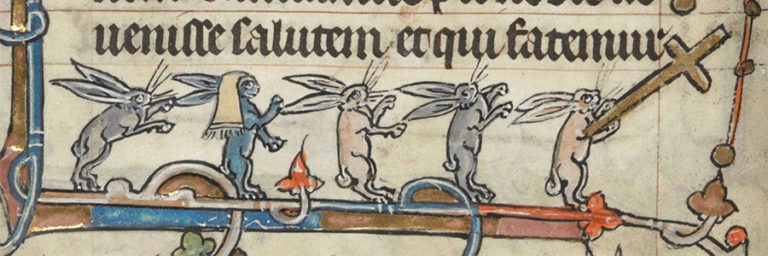 Medieval Cooking: Rabbits in Gravy
