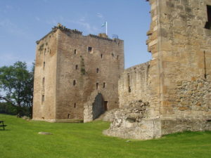 Spynie Castle. History, Facilities and Opening Hours.