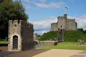 Welsh Medieval Castles: Cardiff Castle