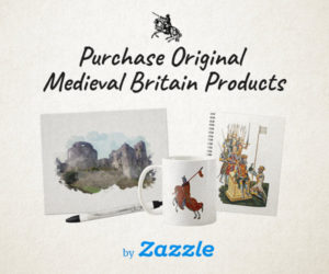 Medieval Britain Original Products at Zazzle