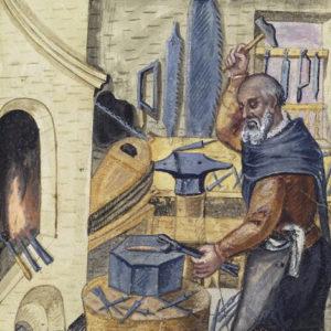 Medieval Occupations: Blacksmith