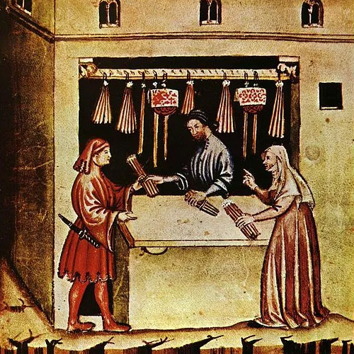 Medieval Occupations: Candlemaker