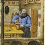 Medieval Occupations and Jobs: Apothecary