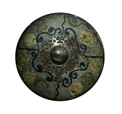 Medieval Shields: Buckler Shield