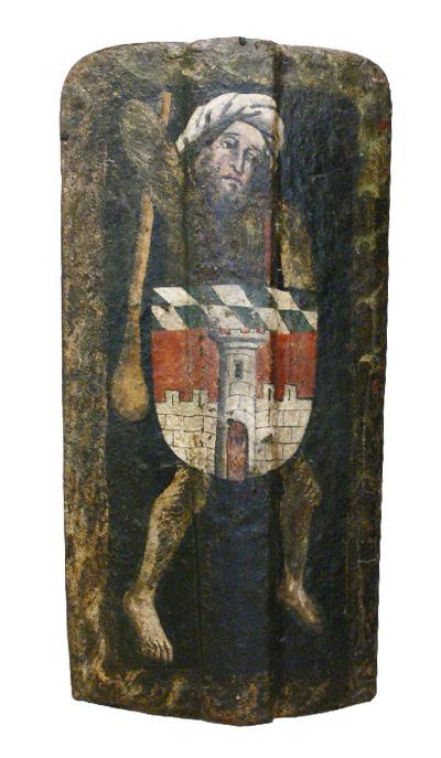 Medieval Shields: Pavise Shield