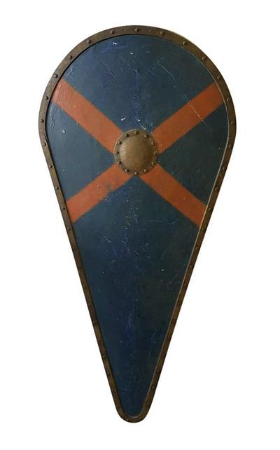 Medieval Shields: Kite Shield
