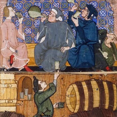 Medieval professions: Innkeeper
