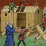 Medieval jobs and occupations: Carpenter