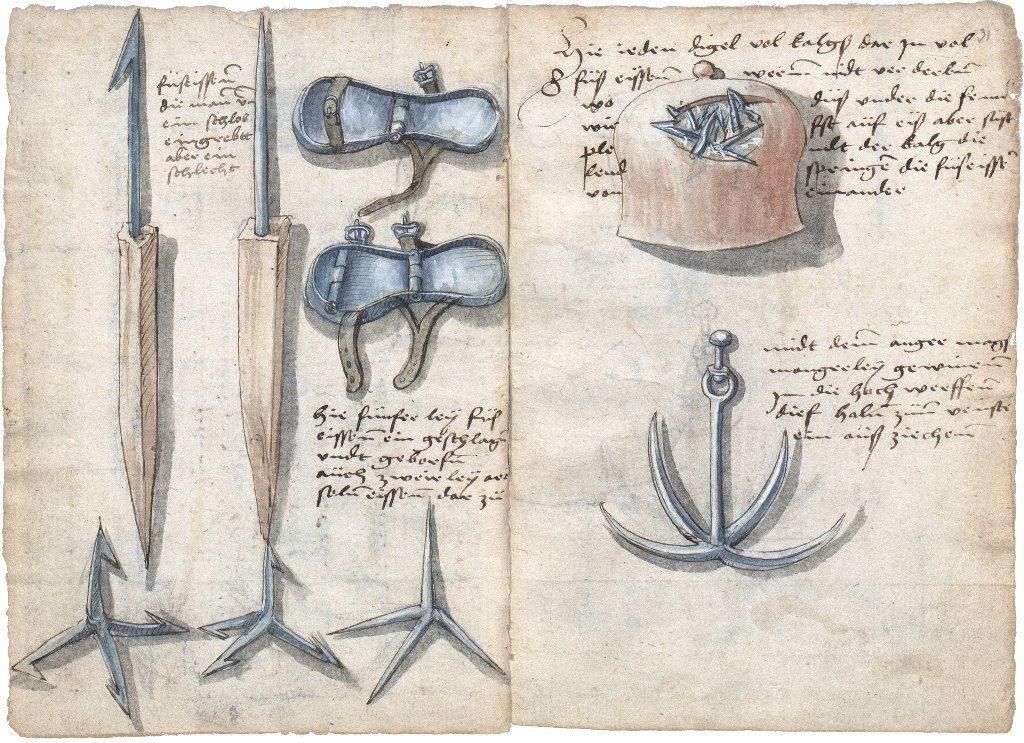 Löffelholtz-Codex - 1505