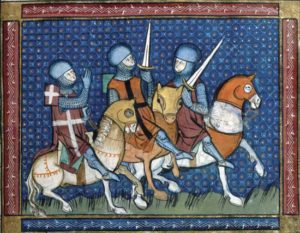 Medieval Occupations: The Knight