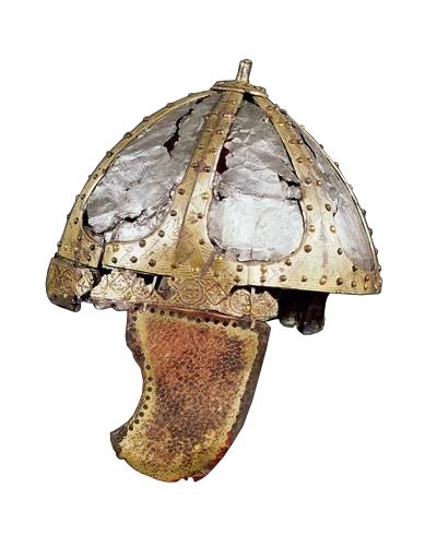Types of Medieval Helmets: Spangenhelm