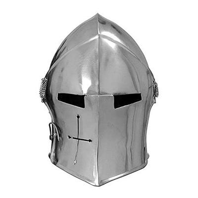 Medieval Helmet Knights Templar Crusader