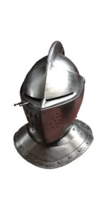 Medieval Weapons and Armour: The Helmet