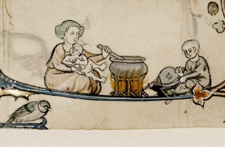 Medieval Recipes: Plum Broth