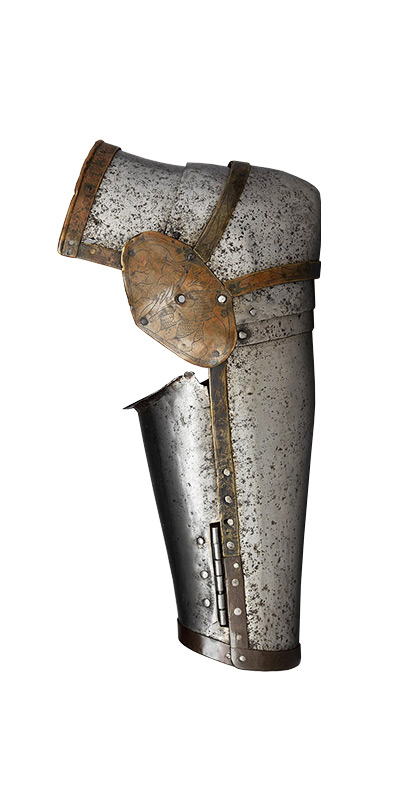 Medieval Armour: Vambrace