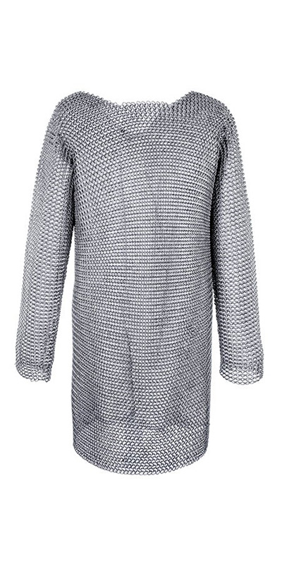 Medieval Armour: Chain Mail.