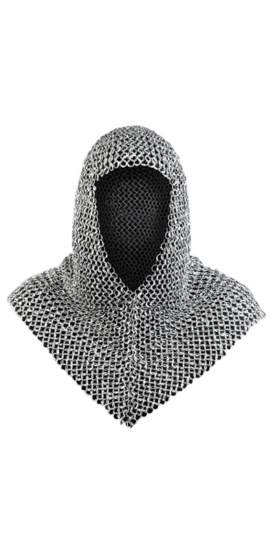 Medieval Armour: Mail Coif