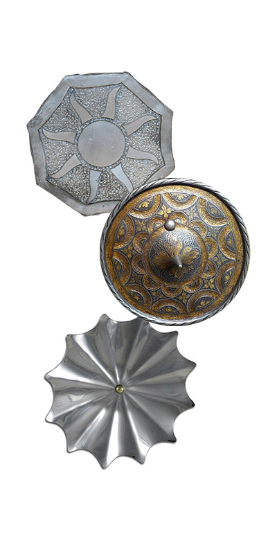 Medieval Armour: Rondel or Basegew